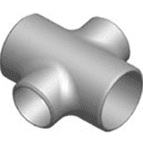 ASTM A860 WPHY 60 Cross Fitting Manufacturer