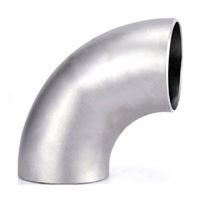 astm a403 wp316l pipe fittings elbow manufacturers
