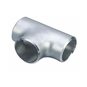 astm a403 wp316l pipe fittings tee manufacturers