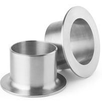 pipe fittings stud end lap joint dealers
