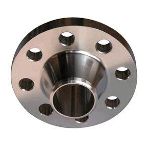 Nickel Alloy weld neck flange manufacturer