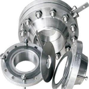 Titanium orifice flange manufacturer