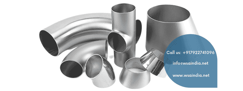 ASTM A403 WP304 pipe fittings manufacturers suppliers india