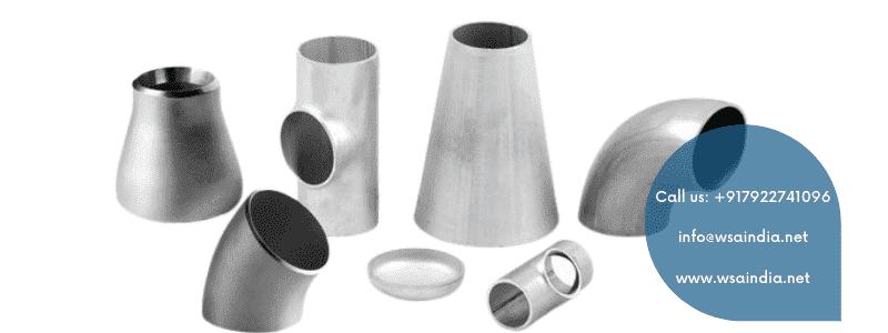 Duplex Steel Pipe Fittings Manufacturer