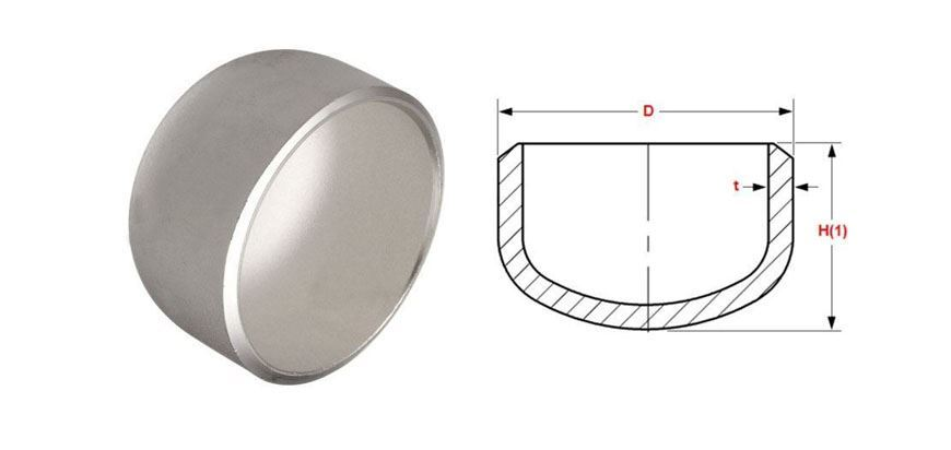 Pipe Fittings End Caps Manufacturer